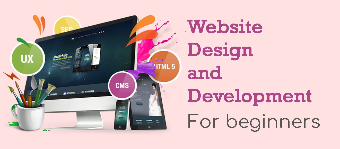 Website Design and Development for Beginners